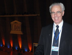 Kevin Cawley cfc at UNESCO
